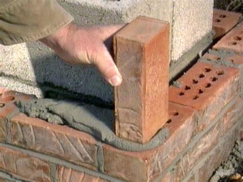 brick l post designs how to build a brick mailbox how tos diy