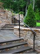 Outdoor Metal Handrails For Stairs by Custom Exterior Railings Fencing Gates Products I Love Pinterest