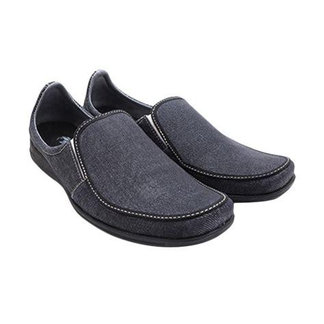 Sepatu Casual Dr Kevin jual dr kevin 13273 casual sepatu pria black