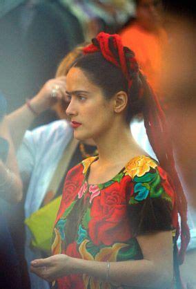 Die Besten 25+ Frida Kahlo Salma Hayek Ideen Auf Pinterest