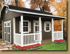 10x14 Shed Plans With Loft by Porch Barn Style