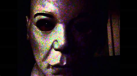 michael myers resurrection mask and theme