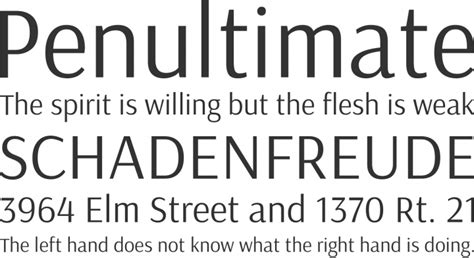 Arsenal Font Family Download