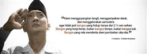 kumpulan quote soekarno  inspiratif