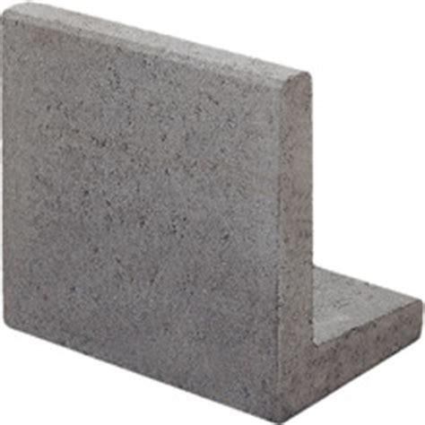 L Palisaden  Mischungsverhältnis Zement