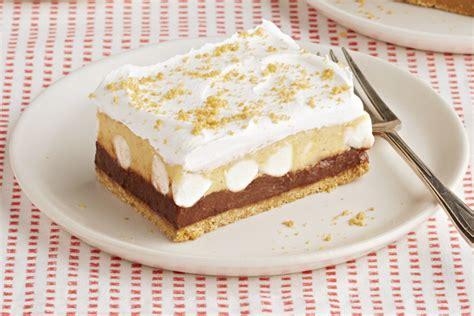 dessert au chocolat et au beurre d arachide sans cuisson