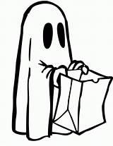 Ghost Coloring Halloween Fantasma Printable Colorear Desenhos Colorir Fantasmas Dibujos Dibujo Desenho Treat Colour Sheets Colouring Costumes Candy Imprimir Fantasmi sketch template