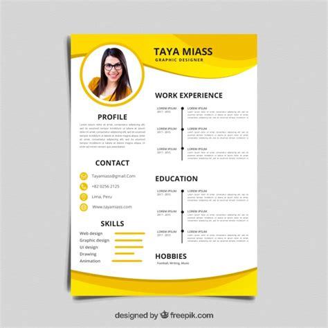 creative resume templates  premim cv templates