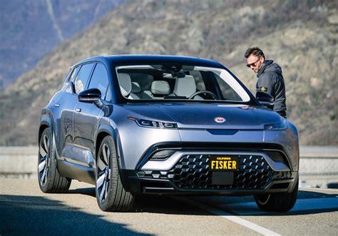 Fisker promises 4 EVs by 2025, including pickup truck