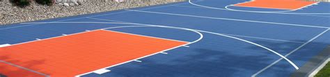 How Much Does A Backyard Basketball Court Cost by Versacourt Indoor Outdoor Backyard Basketball Courts