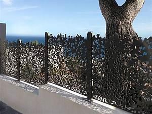 Panneau Métallique Décoratif : panneaux d coratifs ambellya gamme nature une v g tation luxuriante sans entretien id es ~ Teatrodelosmanantiales.com Idées de Décoration