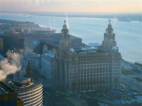 Daytime View Of The Liver Building