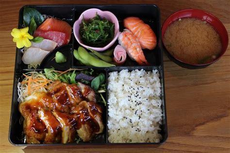bento japanese cuisine bento box picture of tomi japanese restaurant christchurch tripadvisor