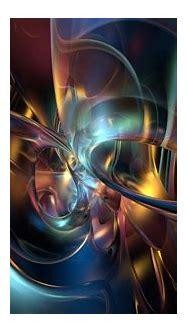 Cool 3D Abstract Curves Wallpaper | Wallpup.com