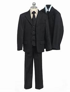 handsome pinstripe boys dress suit 6999 dress and With pinstripe wedding dress