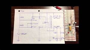555 Timer With 12v Dc Relay