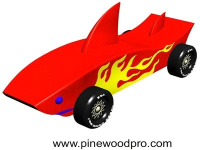 Need Ideas On Designs For Your Pinewood Derby Car Kinda Best Pinewood Derby Designs For Speed