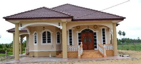 gambar design rumah teres satu tingkat rumah xy
