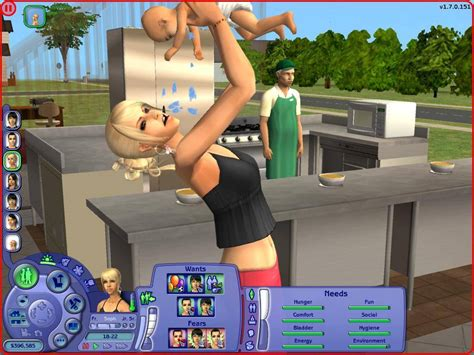 The Sims 2 User Screenshot 4 For Pc Gamefaqs