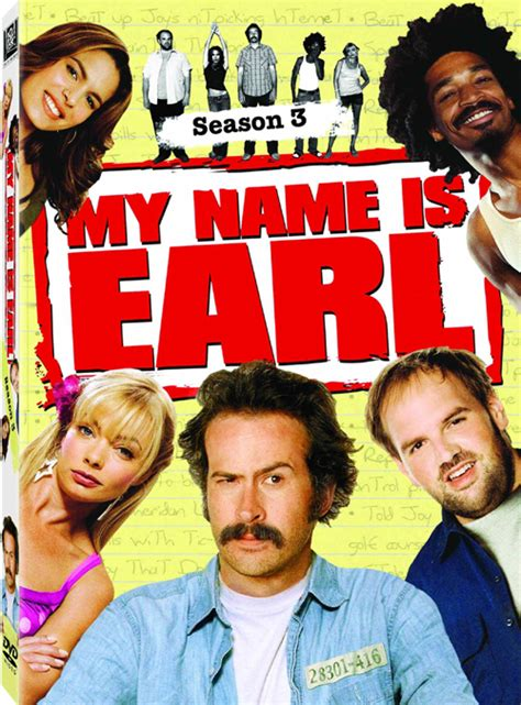 My Name Is Earl DVD news Press Release for My Name Is