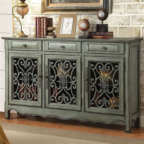 antique green accent cabinet accent chests  cabinets occasional  accent furniture