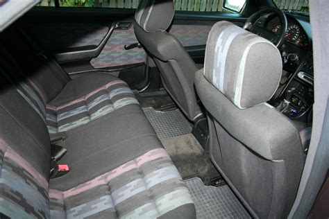 I cant believe that i have one! Interior of the car (Mercedes C220 - 1995)