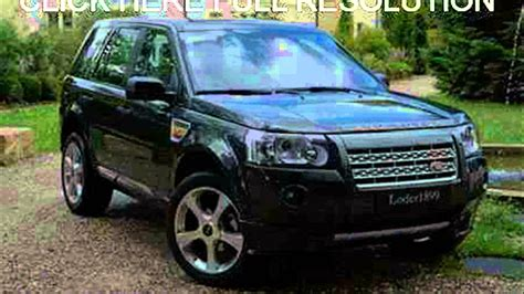 custom land rover land rover freelander 2004 custom image 29