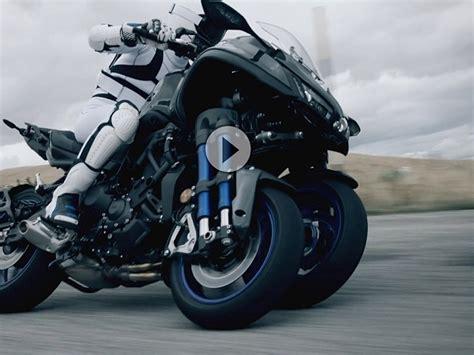 Yamaha Niken Wheelie by Yamaha Niken 2018 Die Technisachen Details Des Dreirades