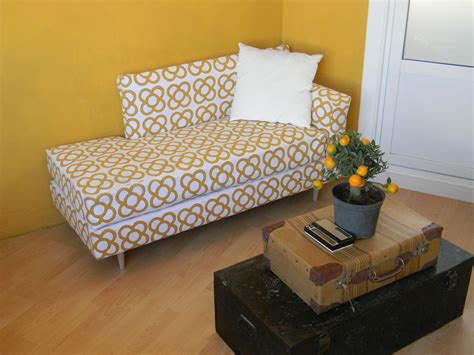 Turn Bed Into Sofa by Turn An Ikea Bed Into A Mid Century Modern Daybed