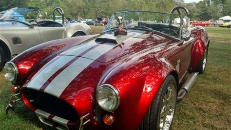 factory  racing mkiii roadster  shelby cobra