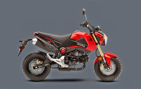 honda grom specification  price  motorcycle