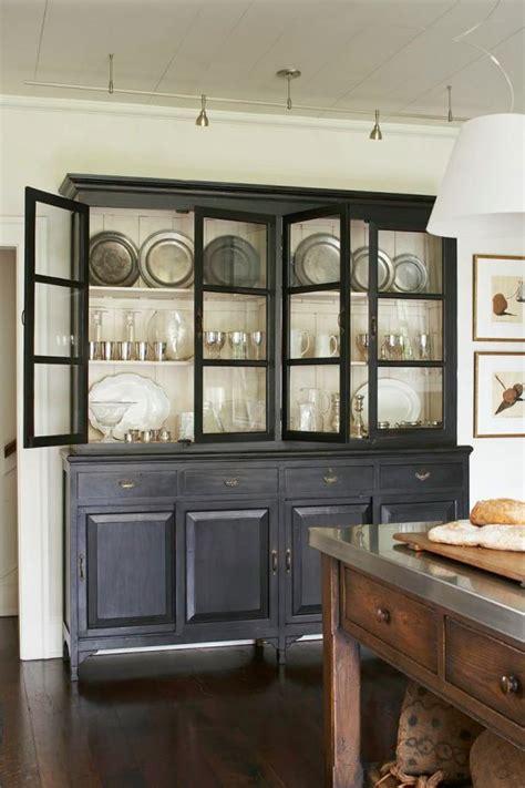 traditional hutch displays gorgeous dinnerware hgtv