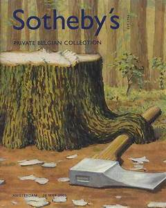 Sotheby's Private Belgian Collection 5/26/05 sale 0987 ...