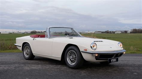 Maserati Mistral 4000 Spyder 1967 For Sale On Luxify