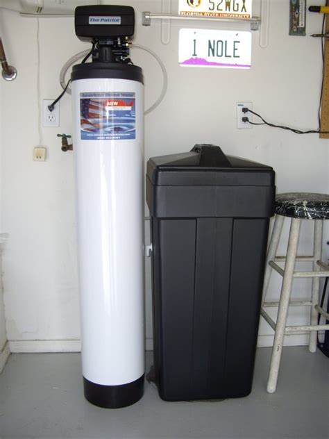 water softener american home water softeners in Home