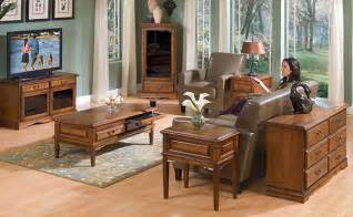 Oak Livingroom Furniture Cocktail Tables That Are Part Of A Complete Living Room Set Furniture Traditions News