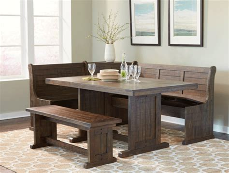 corner kitchen table with bench and storage breakfest nook set corner breakfast nook set 9821
