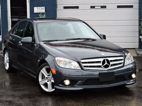 Used 2010 Mercedes-benz C 300 C 300 Sport At Saugus Auto Mall