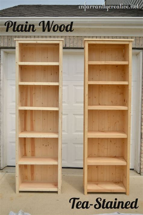 Plans For Diy Bookshelves  Woodworking Projects & Plans