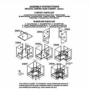 Ghi Lazy Susan Assembly Instructions