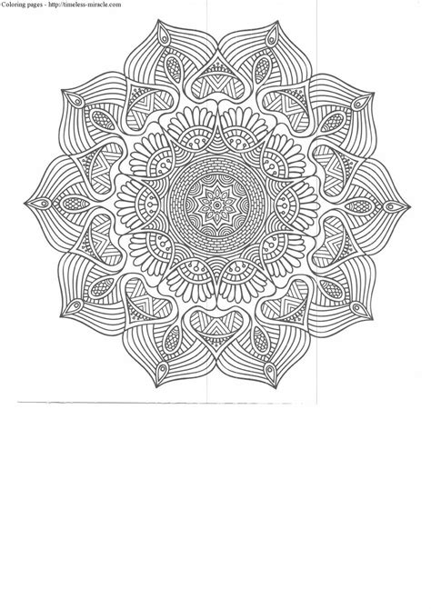 anti stress coloring pages printable timeless miraclecom