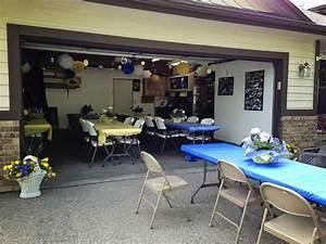 Garage Patry : graduation party ideas garage party pear tree blog ~ Gottalentnigeria.com Avis de Voitures