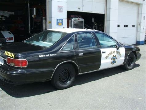 how things work cars 1994 chevrolet caprice parking system sell used 1994 chevrolet caprice police in lodi new jersey united states