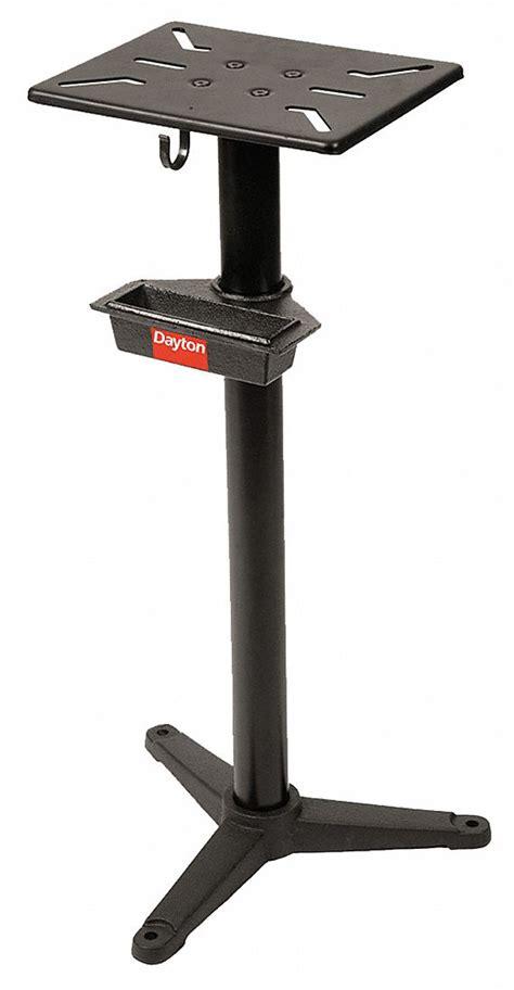 dayton bench grinder dayton bench grinder stand 31 1 2 in 49h005 49h005