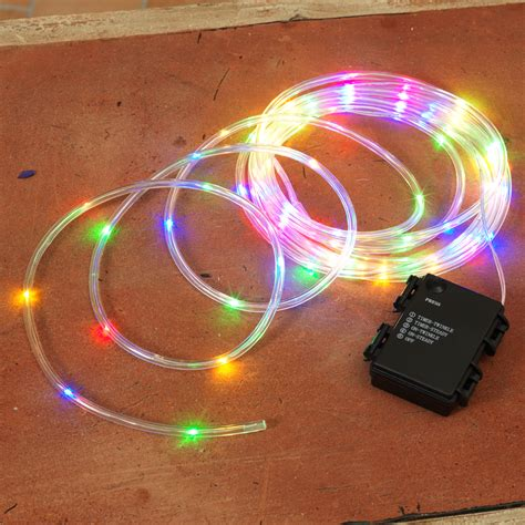 multi color led tube lights led ropelights oogalights com more than 1 000 party