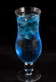Blue Lagoon Cocktail Drinks Recipe