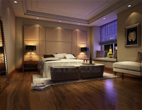 moderne schlafzimmer le luxe moderne et confortable chambre 3d model free 3d models