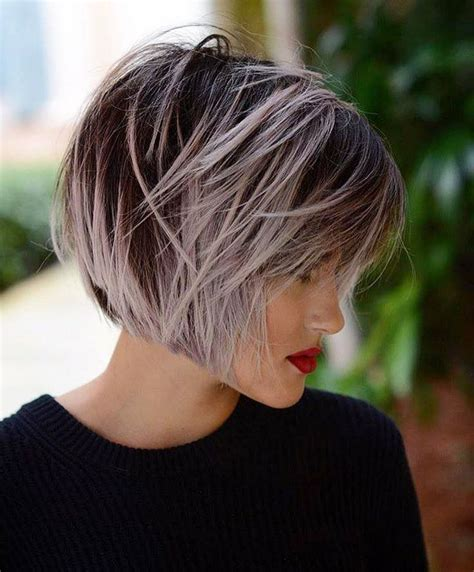17 Best Ideas About Short Grey Haircuts On Pinterest