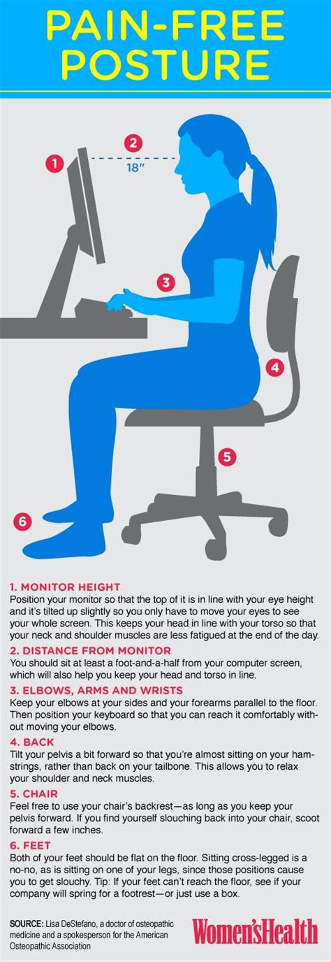 best way to sit at desk best 25 sitting posture ideas on pinterest posture