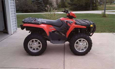 xp aluminum wheels   sportsman  polaris atv forum